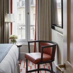 Отель Montalembert 5* Улучшенный номер с различными типами кроватей фото 4