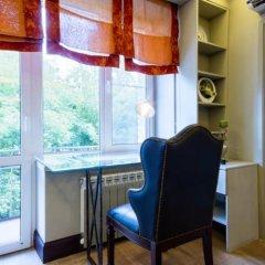 Апартаменты LikeHome Apartments Frunzenskaya интерьер отеля