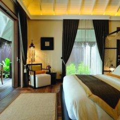 Отель Ayada Maldives 5* Вилла с различными типами кроватей фото 5