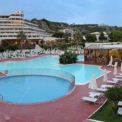 Отель Mareblue Cosmopolitan Hotel Греция, Родос - отзывы, цены и фото номеров - забронировать отель Mareblue Cosmopolitan Hotel онлайн бассейн