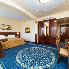 Мистраль Отель и СПА 5* Улучшенный номер с различными типами кроватей фото 2
