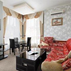 PAN Inter Hotel 4* Люкс Премиум с различными типами кроватей фото 5
