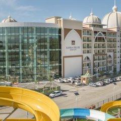 Отель Xafira Deluxe Resort & Spa All Inclusive бассейн