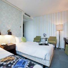 Отель Central Tourist Hotel Южная Корея, Сеул - отзывы, цены и фото номеров - забронировать отель Central Tourist Hotel онлайн комната для гостей фото 6