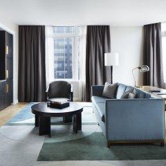 Отель Conrad New York Midtown США, Нью-Йорк - отзывы, цены и фото номеров - забронировать отель Conrad New York Midtown онлайн комната для гостей фото 9