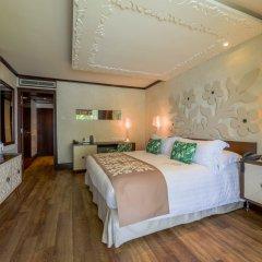 Отель InterContinental Resort Tahiti Французская Полинезия, Фааа - 1 отзыв об отеле, цены и фото номеров - забронировать отель InterContinental Resort Tahiti онлайн комната для гостей фото 9