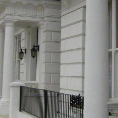 Отель 10 Pembridge Gardens Hotel Великобритания, Лондон - отзывы, цены и фото номеров - забронировать отель 10 Pembridge Gardens Hotel онлайн балкон
