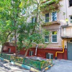 Hostel Sadovoye Koltso 1 вид на фасад