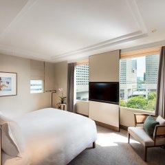 Отель Conrad Centennial Singapore Сингапур, Сингапур - 1 отзыв об отеле, цены и фото номеров - забронировать отель Conrad Centennial Singapore онлайн комната для гостей фото 5