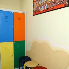 Хостел Аква Кровать в общем номере фото 11