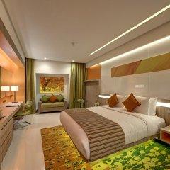 Al Khoory Atrium Hotel 4* Улучшенный номер с различными типами кроватей фото 3