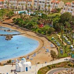 Myroandrou Beach Hotel пляж фото 3