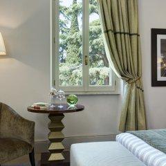 Hotel De Russie 5* Представительский номер с двуспальной кроватью фото 2