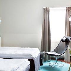 Comfort Hotel Vesterbro 3* Стандартный номер с различными типами кроватей фото 3