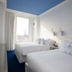 Отель NoMo SoHo 4* Номер Делюкс с 2 отдельными кроватями