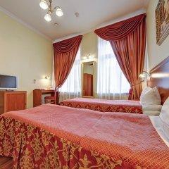 Гостиница Аврора Номер Бизнес с 2 отдельными кроватями