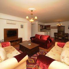 Villa Daffodil - Special Class Турция, Фетхие - отзывы, цены и фото номеров - забронировать отель Villa Daffodil - Special Class онлайн комната для гостей фото 2