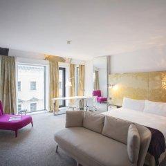 Гостиница So Sofitel St Petersburg 5* Номер SO Lofty с различными типами кроватей фото 2