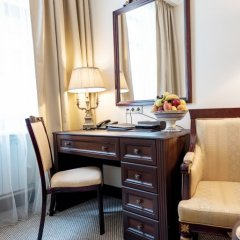 Гостиница The Rooms 5* Стандартный семейный номер с различными типами кроватей фото 5
