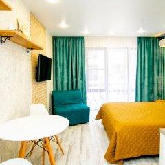 Апарт-Отель Мадрид Парк 2 Стандартный номер с различными типами кроватей фото 7
