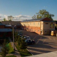 Гостиница Уют Внуково парковка