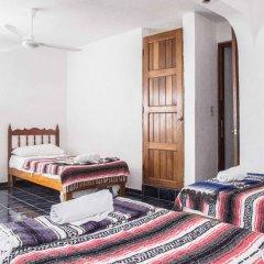 Отель Hostel Paradise Bed&Breakfast Мексика, Канкун - отзывы, цены и фото номеров - забронировать отель Hostel Paradise Bed&Breakfast онлайн комната для гостей фото 2