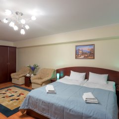 Гостиница Sultan na Rizhskom комната для гостей фото 5