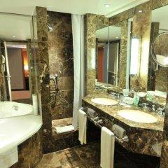 Отель Warwick Brussels 5* Номер Премиум делюкс с различными типами кроватей фото 4