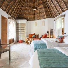 Отель Mahekal Beach Resort 4* Номер Oceanfront с разными типами кроватей фото 9
