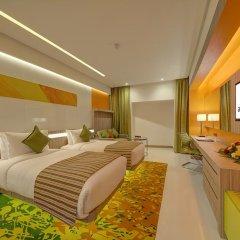 Al Khoory Atrium Hotel 4* Улучшенный номер с различными типами кроватей