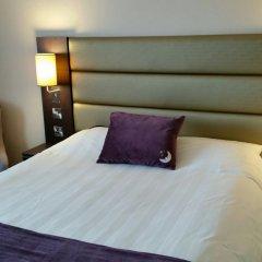 Отель Premier Inn Glasgow Braehead Великобритания, Глазго - отзывы, цены и фото номеров - забронировать отель Premier Inn Glasgow Braehead онлайн комната для гостей фото 3