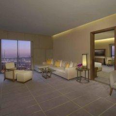 Отель Hyatt Regency Dubai Creek Heights 5* Студия с различными типами кроватей фото 2
