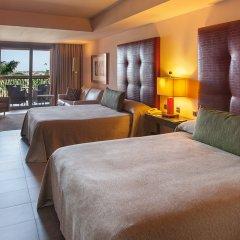 Отель Lopesan Baobab Resort 5* Стандартный семейный номер с различными типами кроватей фото 4
