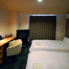 New Station Hotel Исахая комната для гостей