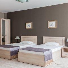 Гостиница Комплекс апартаментов Комфорт Улучшенная студия с различными типами кроватей фото 7