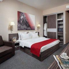 Гостиница City Sova 4* Улучшенный номер разные типы кроватей фото 2