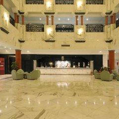 Отель Vincci Helios Beach Тунис, Мидун - отзывы, цены и фото номеров - забронировать отель Vincci Helios Beach онлайн интерьер отеля