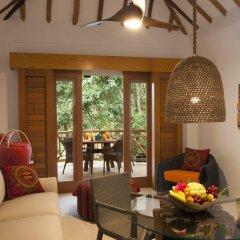 Отель Mahekal Beach Resort 4* Пентхаус с разными типами кроватей фото 7
