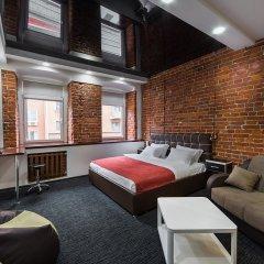 Hotel Kirpich 3* Представительский номер с различными типами кроватей фото 2