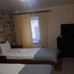 Гостиница Мегаполис Номер категории Эконом с различными типами кроватей