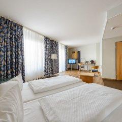 AMEDIA Hotel Dresden Elbpromenade комната для гостей фото 7