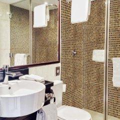 Отель Radisson Blu Resort, Sharjah 5* Улучшенный номер с различными типами кроватей фото 4