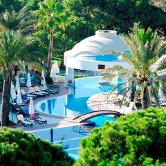 Limak Atlantis Deluxe Hotel бассейн фото 2