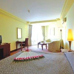 Отель Bodrum Holiday Resort & Spa комната для гостей фото 3