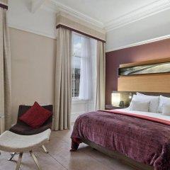 Отель Hilton Edinburgh Grosvenor 4* Номер Делюкс с двуспальной кроватью фото 5
