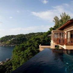 Отель Paresa Resort 5* Вилла Cliff pool