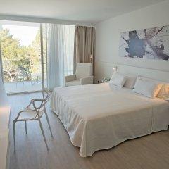 Els Pins Hotel 4* Номер Делюкс с различными типами кроватей фото 2
