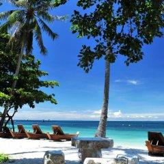 Отель Koh Tao Beach Club пляж фото 4