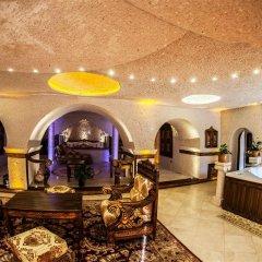 Gamirasu Cave Hotel интерьер отеля