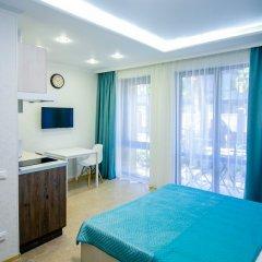 Апарт-Отель Мадрид Парк 2 Стандартный номер с различными типами кроватей фото 10